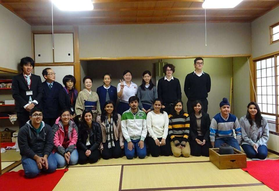 JAPAN EXCHANGE PROGRAM